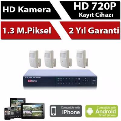 Gizli Kamera Sistemi
