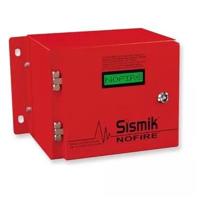 Sismik Elektromekanik Deprem Sensörü