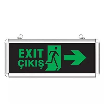 Sağ Ok Çıkış Exit Sarjlı