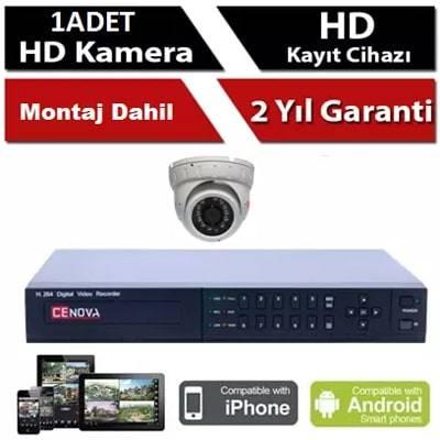 Tekli HD Kamera Sistemi
