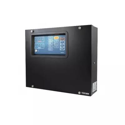 Teknim TFP-908 8 Bölgeli LCD Ekranlı Yangın Paneli