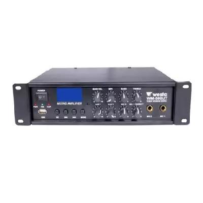 Westa 100 Watt LCD Ekran Hat Trafolu Amplifier