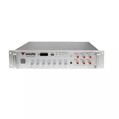 Westa 60W 6 Bölgeli Amplifikatör