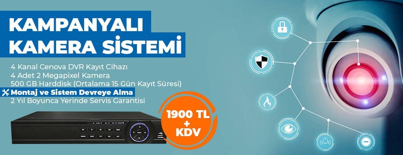 Citynet Alarm Kamera Sistemleri